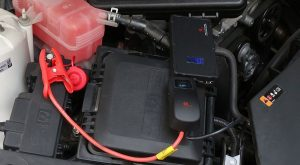 How many amps do you need to jump start a car