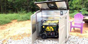 make generators quiet