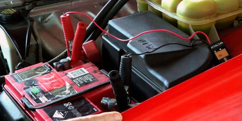 Can you recharge a car battery with a jump starter