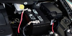What is the minimum voltage needed to start a car