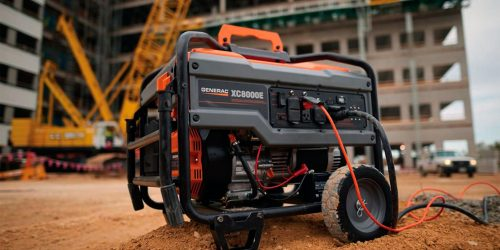 How to ground a generator