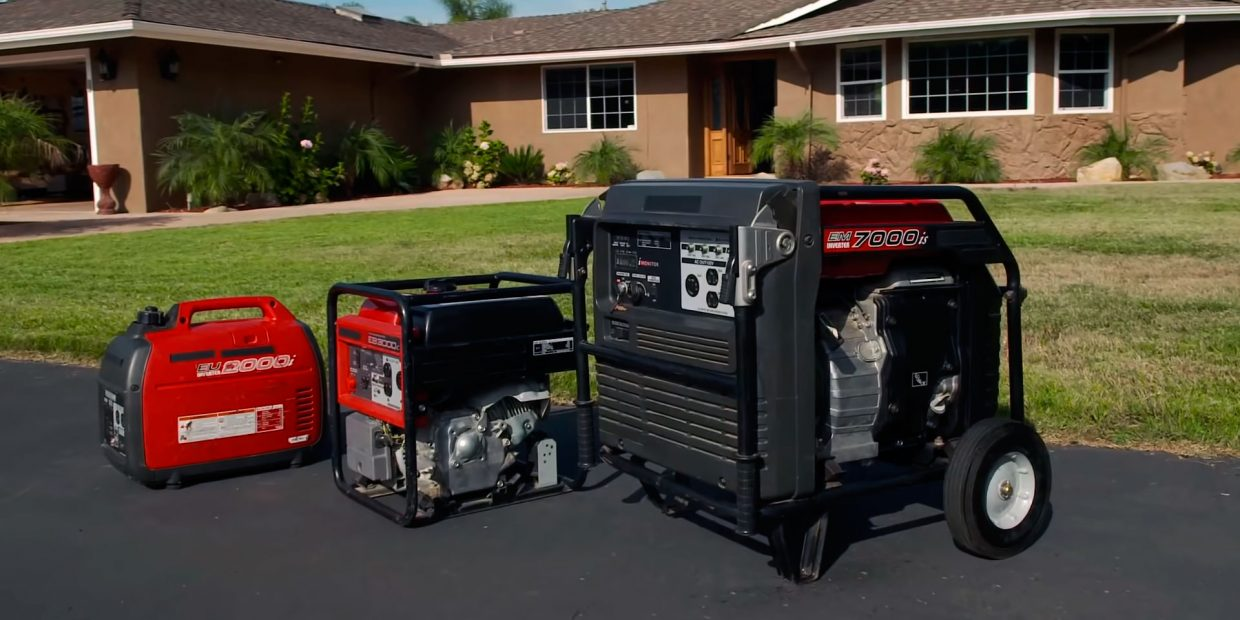 How to load test a generator